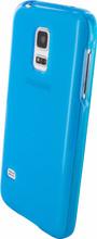 Mobiparts Essential TPU Case Samsung Galaxy S5 Mini Blauw