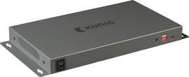 König HDMI Splitter 2x HDMI-In 8x HDMI-Uit