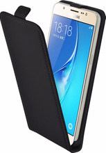 Mobiparts Premium Flip Case Galaxy J5 (2016) Zwart