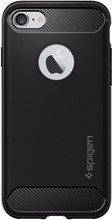 Spigen Rugged Armor iPhone 7/8 Zwart