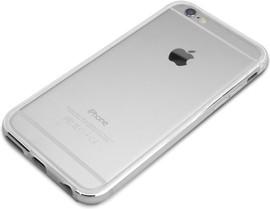 X-Doria Bumper iPhone 7/8 Zilver