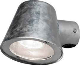 Konstsmide Trieste Wandlamp Grijs