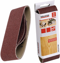 Kreator Schuurband 75x457mm K120 (3x)