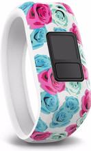 Garmin Vivofit Junior Polsband Real Flower - XL