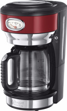 Russell Hobbs Retro Ribbon Rood