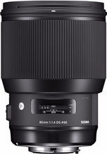 Sigma 85mm F1.4 DG HSM ART Canon