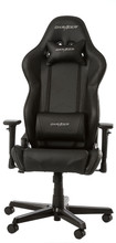 DX Racer RACING Gaming Chair Zwart