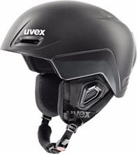 Uvex Jimm Black Matte (52 - 55 cm)