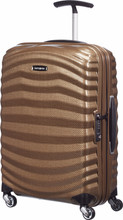 Samsonite Lite-Shock Spinner 55 cm Sand