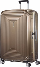 Samsonite Neopulse Spinner 75 cm Metalic Sand