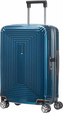 Samsonite Neopulse Spinner 55/20cm Metallic Blue