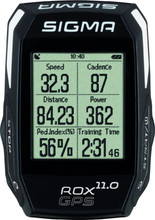 Sigma ROX GPS 11.0 Black Basic