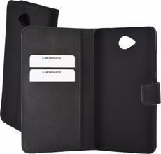 Mobiparts Premium Wallet Case Microsoft Lumia 650 Zwart