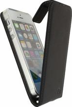 Mobilize Classic Gelly Flip Case iPhone 5/5S/SE Zwart