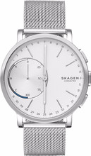 Skagen Hagen Connected Hybrid RVS Zilver