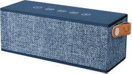 Fresh 'n Rebel Rockbox Brick Fabriq Edition Blauw