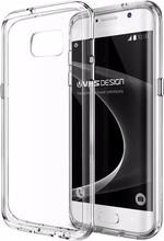VRS Design Crystal Mixx Galaxy S7 Edge Transparant