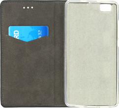 Mobilize Premium Gelly Book Case P8 Lite Zwart