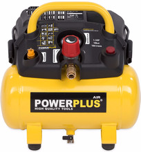 Powerplus POWX1721 Compressor