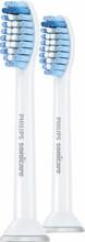 Philips Sonicare Sensitive Standaard HX6052/07 (2 stuks)