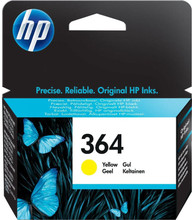 HP 364 Gele Cartridge