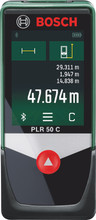 Bosch PLR 50 C Laserafstandsmeter
