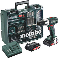 Metabo SB 18 LT Mobile Boormachine