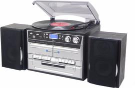 Soundmaster MCD5500 Zilver