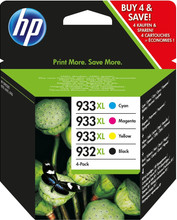 HP 932/933XL Combo-pack
