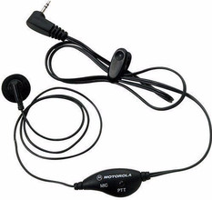 Motorola Consumer Earbud
