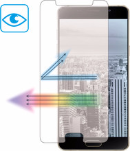 Mobiparts Galaxy A5 (2016) Gehard Glas Anti Blauw Licht