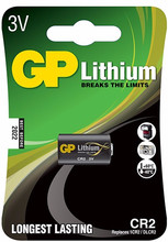GP CR2 Photo Lithium