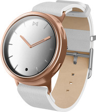 Misfit Phase Rose Gold Leather