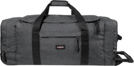 Eastpak Leatherface L Black Denim