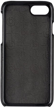 Bugatti Snap Case Londra Pocket iPhone 7/8 Zwart