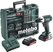 Metabo BS 18 LT Mobile Boormachine