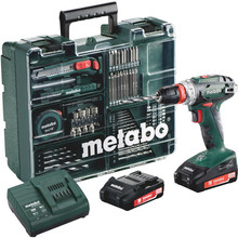 Metabo BS 18 Quick Mobile Boormachine