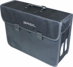 Basil Malaga 17L Zwart