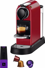 Krups Nespresso Citiz Cherry Red XN7405NL (BE)