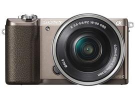 Sony Alpha A5100 + 16-50mm f/3.5-5.6 OSS bruin