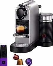 Krups Nespresso Citiz & Milk Zilver XN760B (BE)