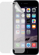 Azuri Anti iPhone 6/6s Screenprotector Plastic Duo Pack