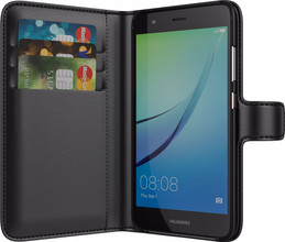 BeHello Wallet Huawei Nova Zwart