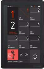Cowon X9 16 GB Zwart