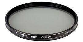 Hoya HRT Polarisatiefilter en UV-Coating 72mm