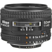 Nikon AF-D 50mm f/1.4