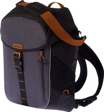 Basil Miles Daypack 17L Black