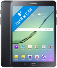 Samsung Galaxy Tab S2 8 inch Zwart VE BE