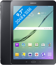 Samsung Galaxy Tab S2 9.7 inch 32GB Zwart VE BE