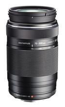 Olympus M.Zuiko Digital ED 75-300mm f/4.8-6.7 II Zwart